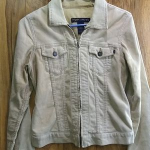 Abercrombie and Fitch Trucker Jacket